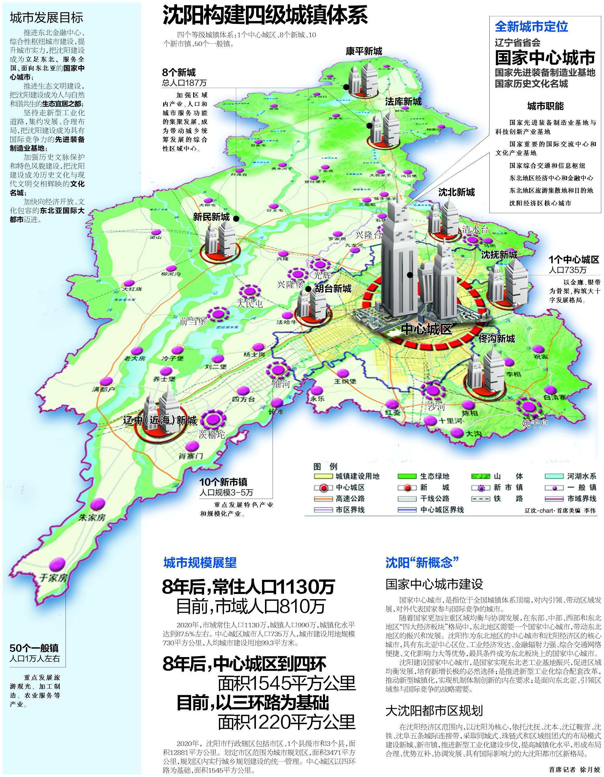 沈阳最新地图全图