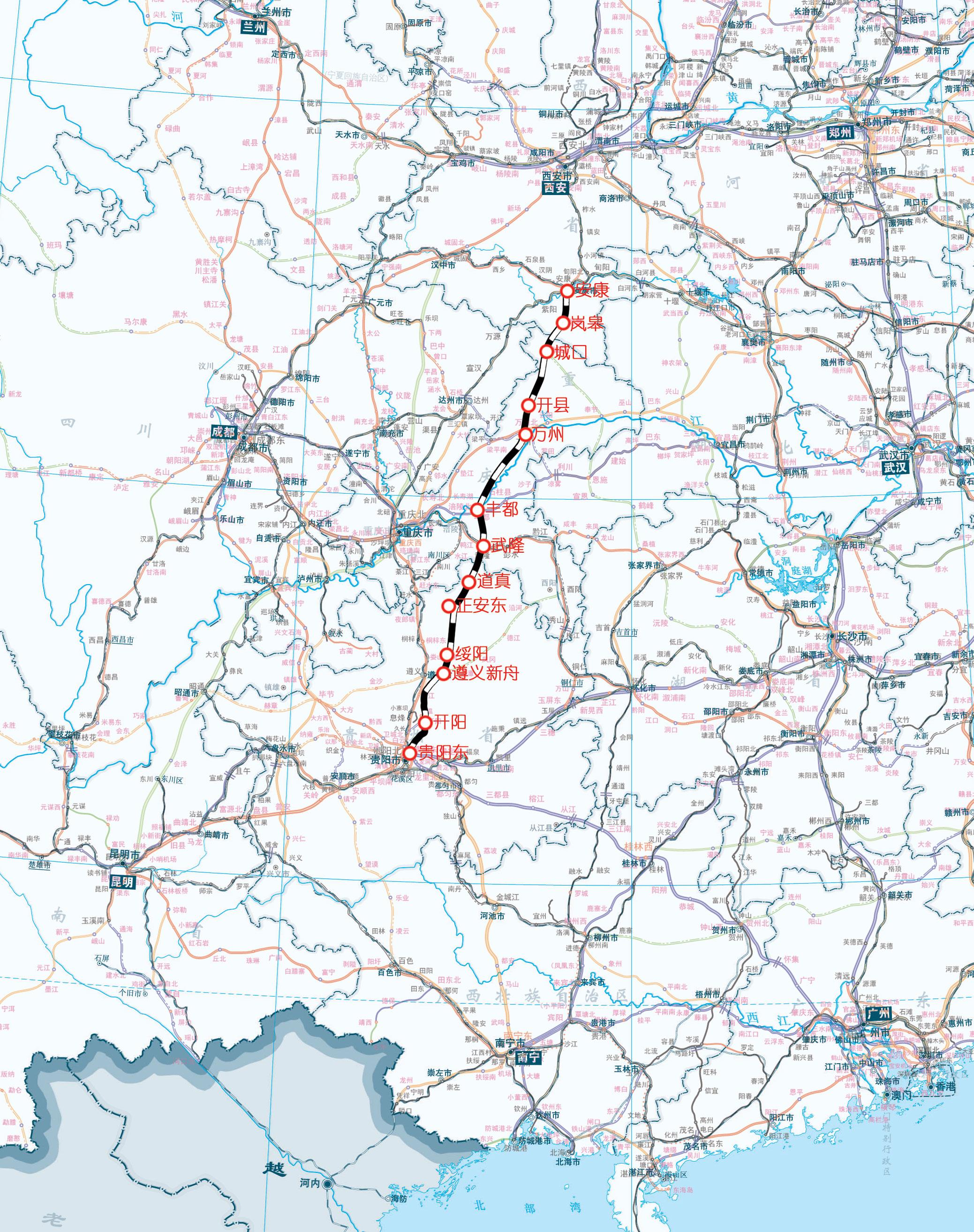 泸州的乡镇地图