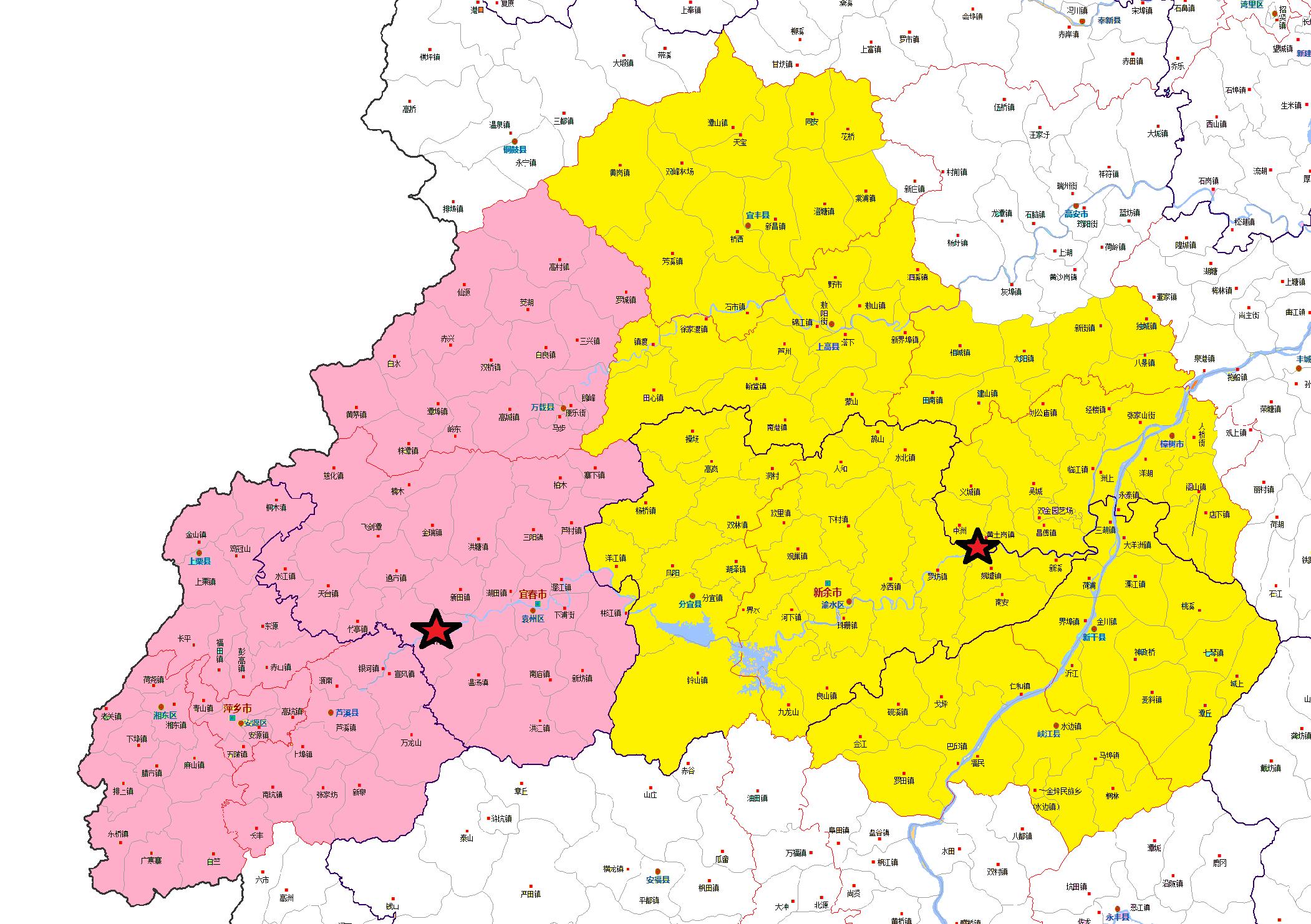 飞剑潭风景区地图