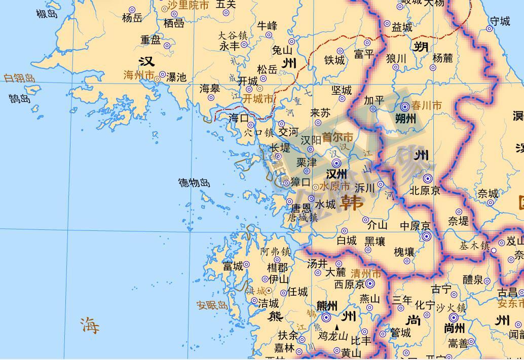 临津江简谱