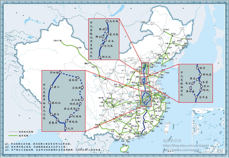 根据预可研报告,赣深客专全线北起赣州西站,途经赣州境内,进入河源市